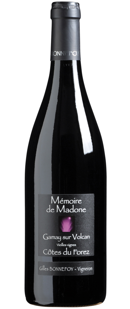 MÉMOIRE DE MADONE