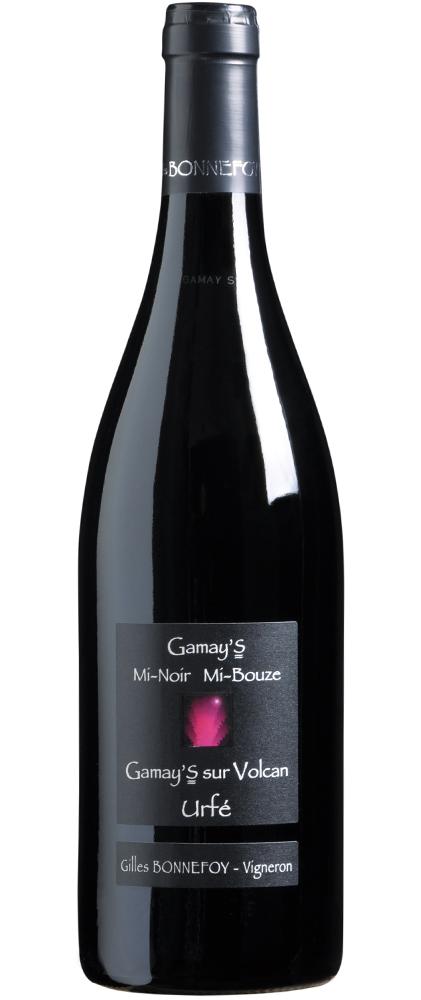 "GAMAY'S ""Mi-Noir Mi-Bouze"""
